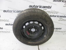 6 1/2 J15H2 ET27 RUOTA DI SCORTA MICHELIN ENERGY SAVER 195/65 R15 A13 CITROEN BE