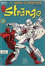 STRANGE N° 224 semic lug marvel comics spider-man