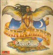 """7"""" Oliver Onions/Santamaria (D)"""