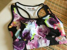NWT !! FILA top sport running races live in motion size XS