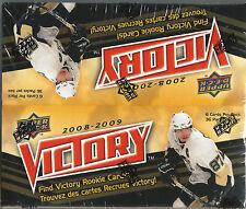 2008-09 Upper Deck Victory Hockey Box