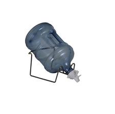 Steel Cradle 15L Spring Water Bottle Dispenser & Tap