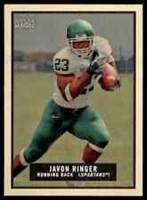 2009 TOPPS MAGIC JAVON RINGER RC MICHIGAN STATE SPARTANS #158