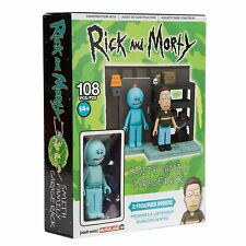 McFarlane Toys Rick and Morty Smith Garage Rack Small Construction IN STOCK!!!