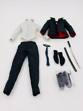 Fashion Royalty Integrity Doll Complete Outfit Takeo Mizutani Mission Moscow