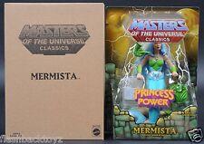 2014 MOTU Mermista MOTUC Masters of the Universe Classics MOC