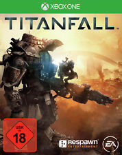 Xbox One game titanfall dt. Version NEW