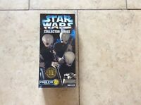 Star Wars Figrine 12 inch FIGRIN D'AN  Cantina Band Collector Series By Kenner