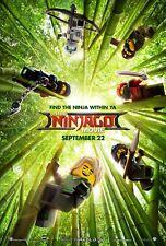 The Lego Ninjago Movie Poster (24x36)- Jackie Chan, Dave Franco, Fred Armisen v1