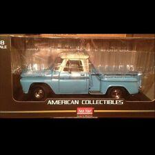 1965 Chevrolet pickup truck BLUE 1:18 SunStar 1389