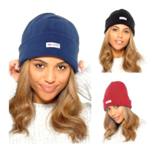 Ladies Womens Polar Fleece 3M Thinsulate Insulated Winter Warm Thermal Lined Hat