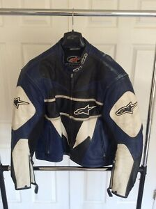 "Alpinestars Leather ""Troy Lee Design"" Jacket"