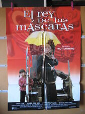 A2960  EL REY DE LAS MASCARAS TIAN-MING WU