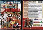 El Show de Lucky Vol 3 Los Bailes Fol Spanish New DVD Kids