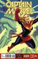Captain Marvel #15 Marvel Comic 1st Print 2015 unread NM