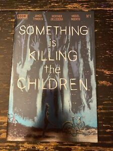 Something Is Killing The Children #1 Foil Variant (Boom!) Free Combine Shipping