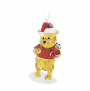 Swarovski Crystal Disney - Winnie The Pooh Christmas Ornament 5030561 $200.