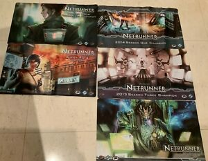 Android NetRunner PlayMat x5