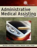 Administrativas Medical Asistencia A Libro en Rústica Marilyn T. Fordney