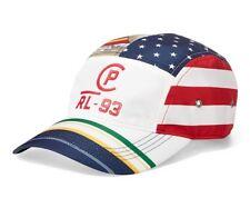 Polo Ralph Lauren: CP-93 Regatta 5-Panel Cap}{USAILING}{Limited Edition}