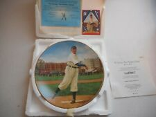 Cy Young 1993 Bradford Exchange Limited Edition The Perfect Game plate New