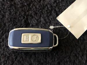 Rolls-Royce Silver Seraph Park Ward 2002 Remote Key Blank PP59561PA OEM NEW NLA