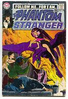 Phantom Stranger 4 2nd Series DC 1969 VG Neal Adams Dragon