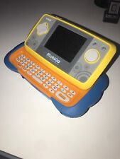 VTech MobiGo Touch Learning System Blue and Toy Story Game Tested