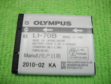 Genuine Original Olympus LI-70B DC Battery 4020/4040/5040 D705 X940 VG110/140