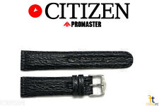 Citizen JN0040-07L Promaster Original 20mm Blue Sharkskin Watch Band JN0041-55X