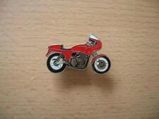 Pin Anstecker Laverda SFC 1000 / SFC1000 rot/silber Motorrad 0075