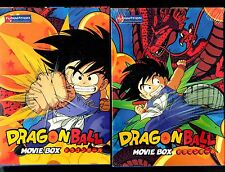 Dragon Ball Movie Box Set - Brand New 3-Disc Set -Rare