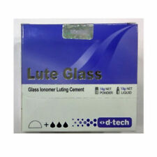 D-Tech Lute Glass Ionomer Luting Cement Type- I