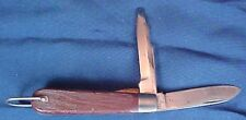 Vintage Klein Tools Chicago Pocket Knife and Screw Driver