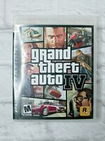 Grand Theft Auto 4 IV Greatest Hits- GTA 4 (Playstation 3, PS3, 2008) Disc only