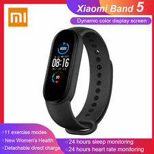 Xiaomi Mi Band 5 Bluetooth Music Sports Smartband Mi Band 4 Mi Band 3 Watch Q7D1