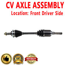 1x Front Driver Side CV Axle For FORD FUSION 2010 2011 2012 L4 2.5L
