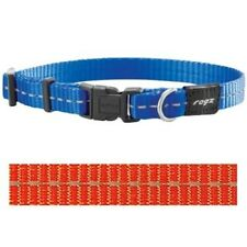 Rogz for dogs nitelife halsband oranje