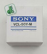 SONY VCL-50Y-M Tamron