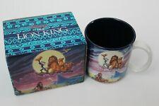 Disney Mug Nib Lion King - Rare