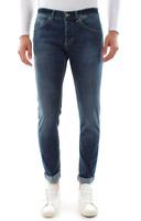 Dondup Jeans Uomo Mod. GEORGE UP232 DS0261 ( W38 ) , Nuovo e Originale, AI19/20.