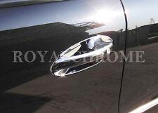 DELUXE Door Handle Cups for Mercedes Benz W164 ML Class AMG ML63 ML350 CHROME