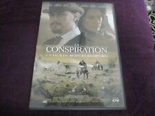 "DVD ""LA CONSPIRATION"" James Mc AVOY Robin WRIGHT Kevin KLINE / de Robert REDFORD"