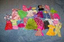 Mattel's Barbie Clothes & Accessories & More Mixed Lot