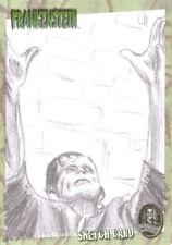 Frankenstein (Artbox) - SKETCH by CHRIS HENDERSON