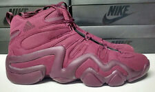 Adidas Crazy 8 Vino Pack Size 12.5 Maroon Kobe Basketball Shoe Sneaker D70090