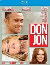 Don Jon (Blu-ray/DVD, 2013, 2-Disc Set) DISC IS MINT