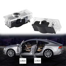 Car Door Light LED Welcome Logo Auto Lamp for Mercedes Benz CLA E C A CLS