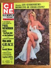 Ciné Revue n 26 1976 GIOVANNA NEWMAN Grace MONACO DE NIRO Dana ANDREWS ARNOUL
