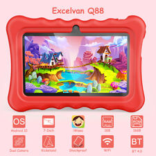 Excelvan Q88 7inch Tablette liseuse A50 Cortex-A7 Android10 OS 1+16G Tablet PC